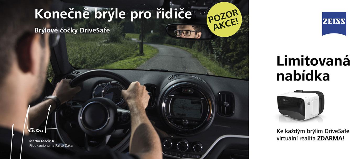 brýle pro řidiče plus zdarma brýle pro virtuální realitu
